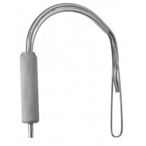 BIGGS MAMMAPLASTY RETRACTOR, WITH FIBER OPTIC LIGHT GUIDE 5.0 CM BLADE WIDTH, 20 CM LENGTH