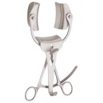 Collin abdominal retractor complete - max spread 110mm