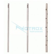 Liposuction Cannula Set for Face with Luer Lock Fitting